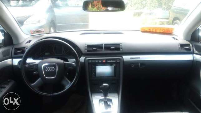 Audi A4, Full Option Direct Belgium 2007 Benin City - image 7