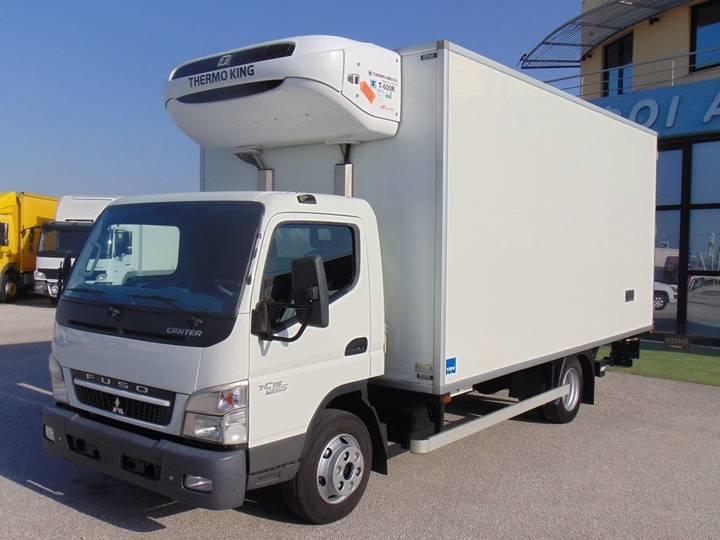 Mitsubishi FUSO CANTER 7C15 /EURO 5 - 2011