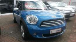 2014 Mini Cooper Countryman 1.6