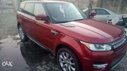 2015 Range Rover Sport HSE Available