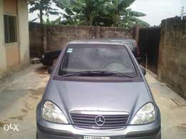 Lagos cleared benz A140 for sell