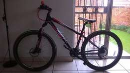 Raleigh Tornado 27.5 for sale