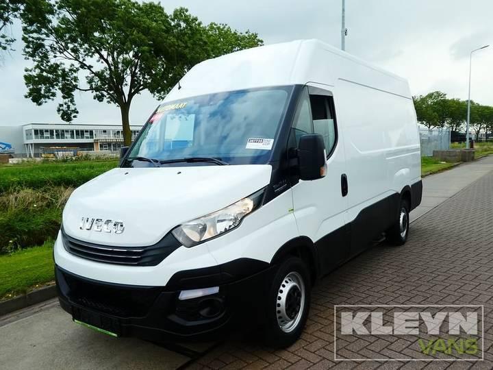 Iveco DAILY 35 S 16 l2h2 hi-matic airco - 2017