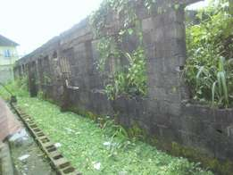 For sales in agboyi estate a building on 2plot of land