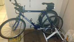 Mountain Bike, Indoor Trainer, Ideal for Indoor Training plus Cycling