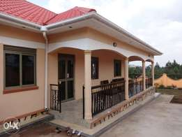 Kireka - Kamuli road 2bedremed stand alone house for rent at 400k