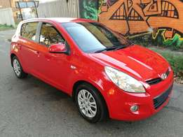 2010 Hyundai i20 - 1.4L Automatic - R83,000 Not negotiable