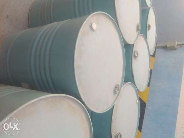 Plastic and metal barrels for sale