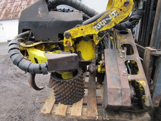 Timberjack 752 - 2004