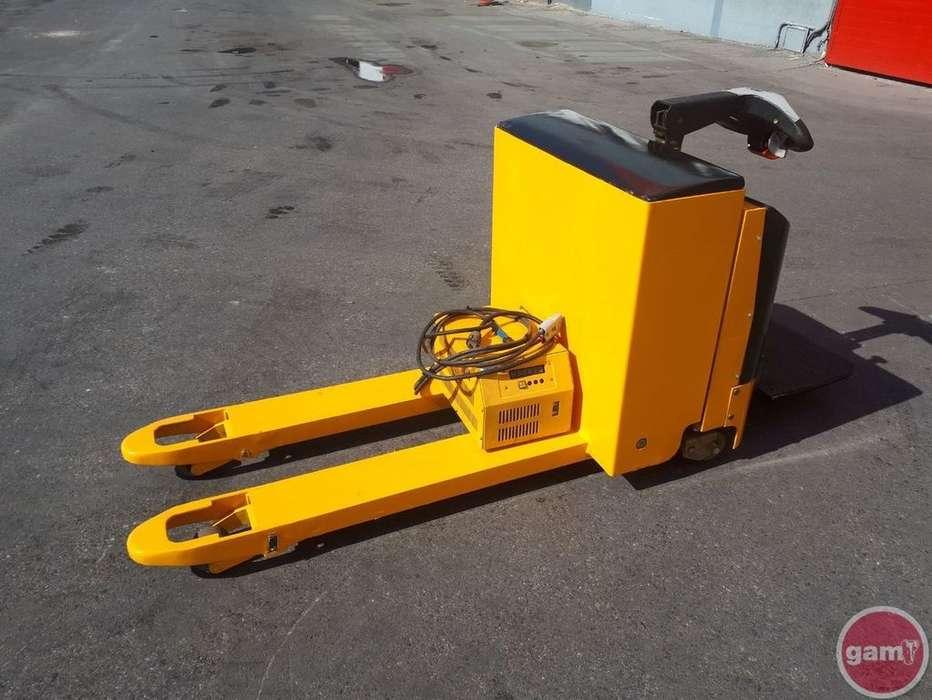 FRAIN SL 20 electric pallet truck - 2007 - image 3