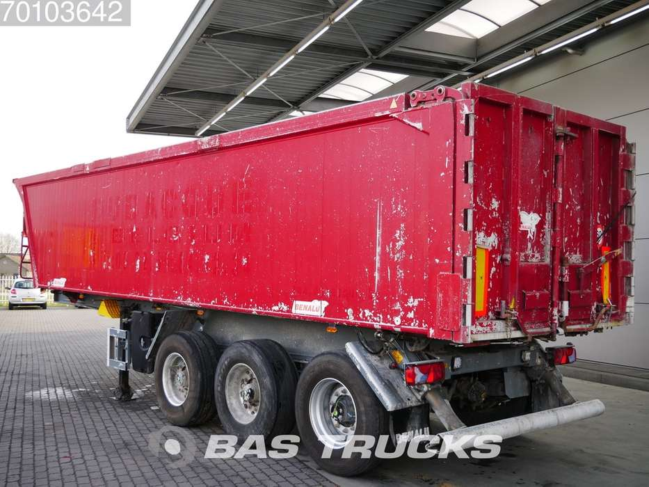 Benalu TX39 35m3 Alu-Kipper - 2009