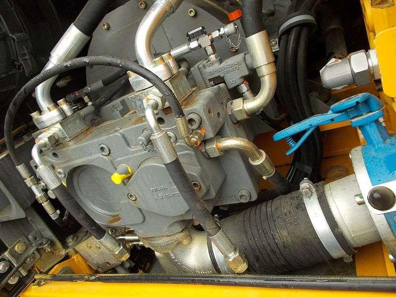 Liebherr R 906 Litronic Classic Lc - 2011 - image 12