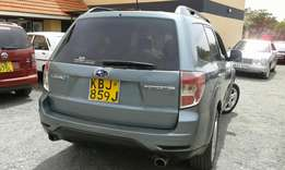 2009 Subaru Forester Local KBJ 2000cc Auto with best Discount
