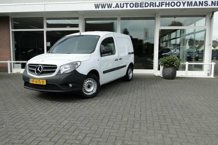 Mercedes-Benz Citan 108 CDI Airco 2 schuifdeuren links en rech - 2013