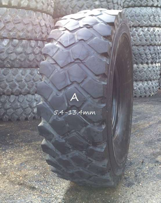 Michelin 16.00r20 Xzl - Used A 40%