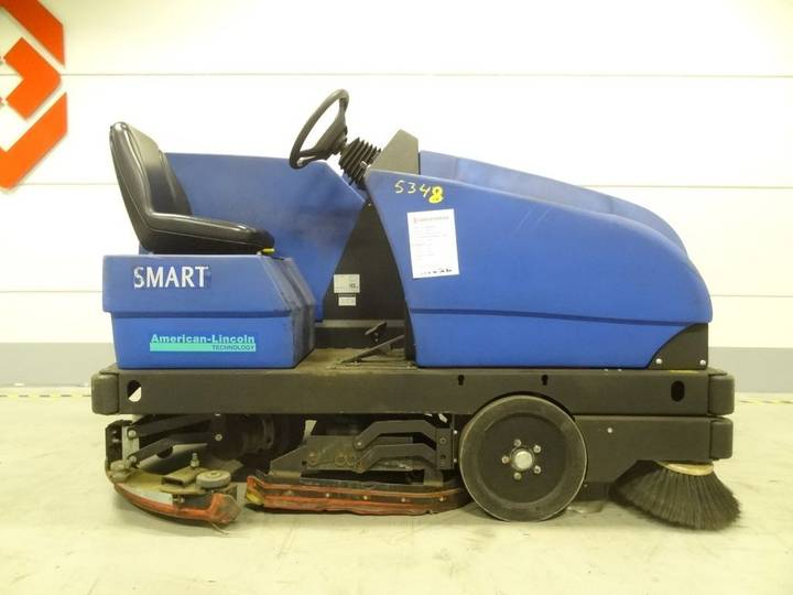 American LINCOLN Alto Smart 40 Sweeper scrubber dryer