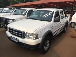 2005 Ford Ranger 2.5 Double Cab