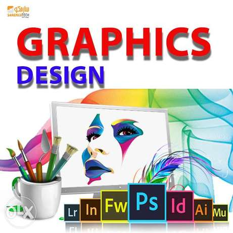 We do graphic design services of your choice