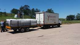 4 Ton Closed Body Truck (21 M3 Capacity) For Hire at Reasonable Rates