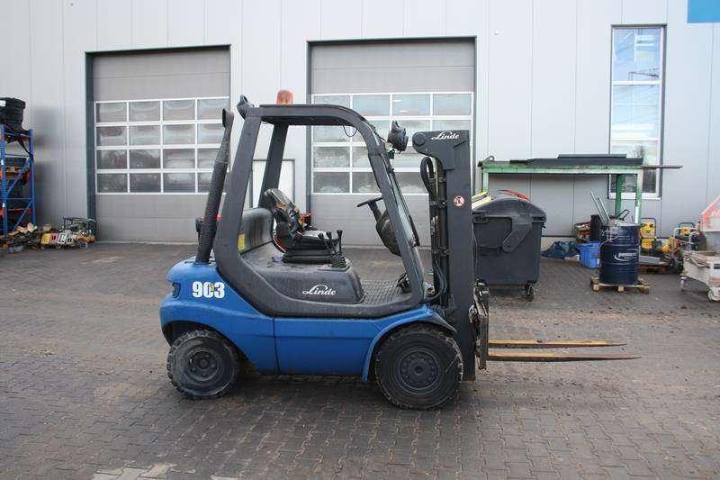 Linde H 25 - 2001