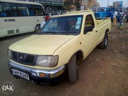 Nissan Hardbody pick up, petrol(long chassis)