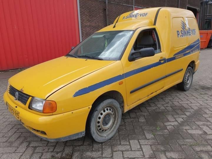 Volkswagen Caddy SDi - 2002