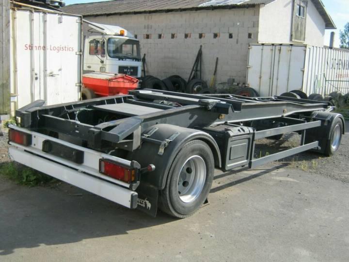 Schmitz Cargobull ACF20 - 2003