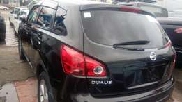 Nissan Dualis very clean less mileage at lower cost