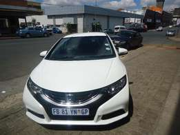 2014 Honda Civic 1.8 Available for Sale