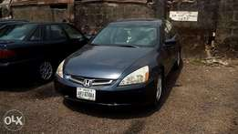 Registered Honda accord Eod available for sell