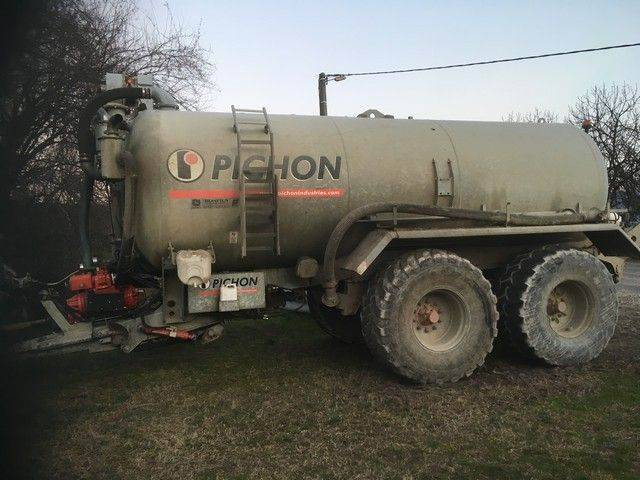 Pichon Tci 16800 - 2011