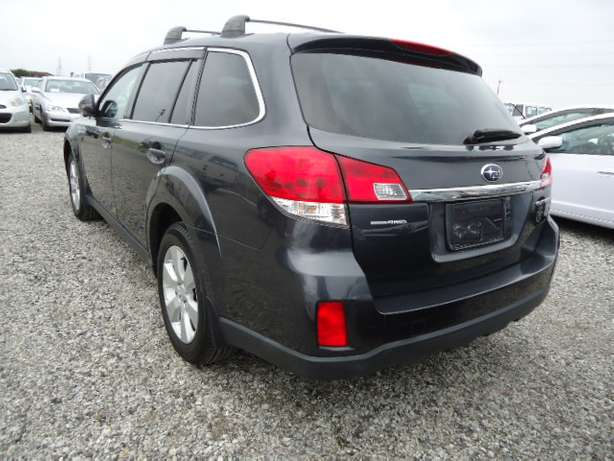 Buy This Neat Gray Outback 2009, 2500cc. Only Kes 1,855,833 Nairobi CBD - image 5