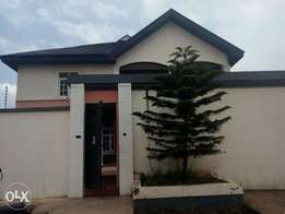 Superb newly built 4 bedroom Duplex pop ceiling 2 sitting rooms