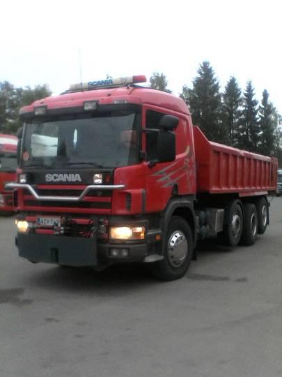 Scania P 124 Gb - 2003