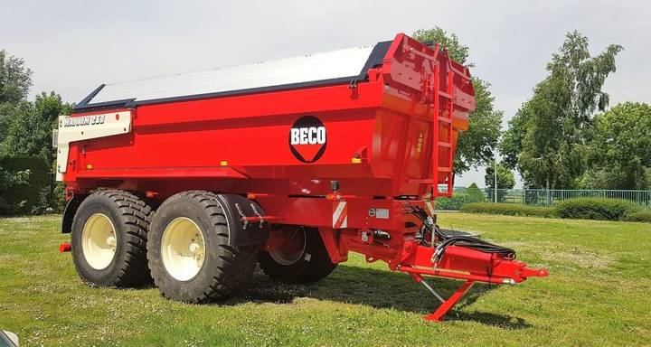 Beco - MAXXIM 260 direct leverbaar