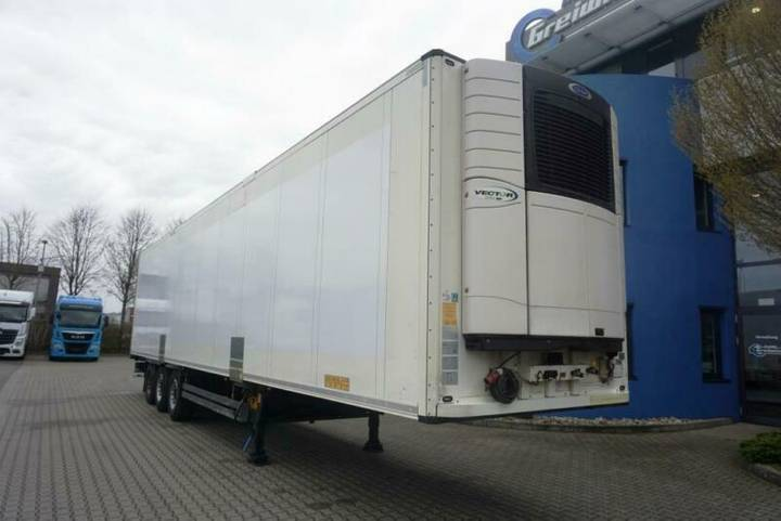 Schmitz Cargobull SKO 24/L - 13.4 FP 45 COOL, Carrier Vector 1950 - 2013