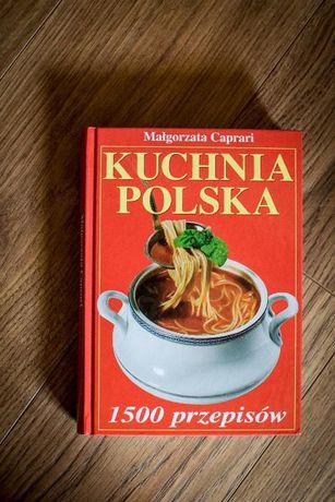 Kuchnia Polska Malgorzata Caprari 1500 Przepisów Kraków