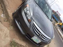 Registered Honda Accord evil spirit