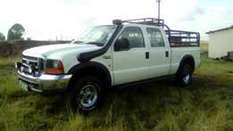 Ford F250 4 x4