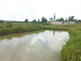 Fish Farm on sale in Gayaza at UGX90m negotiable