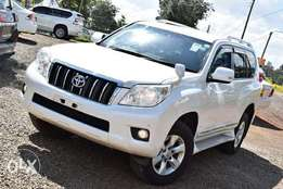 Toyota prado land cruiser 150 series 2010 model