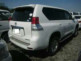 Fully loaded Prado Automatic New import with Sunroof