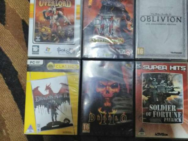 Pc games for sale Andeon - image 2