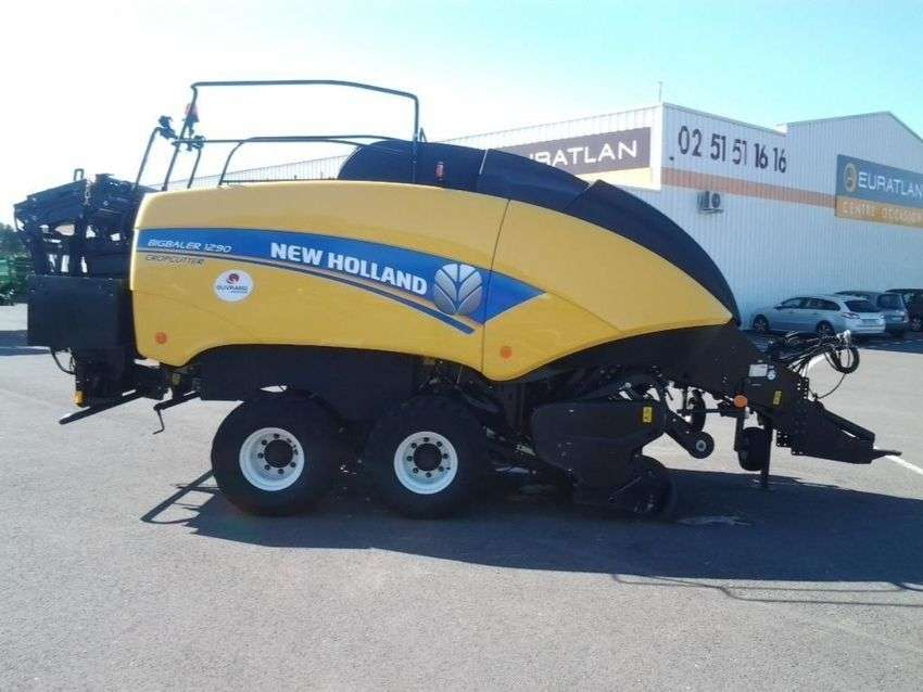 New Holland bb1290 - 2013 - image 5
