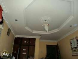 We specialise on POP ceiling