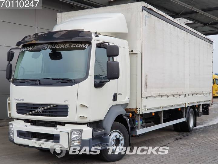 Volvo FL 290 4X2 Ladebordwand Bordwande Euro 5 - 2013