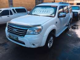 2011 Ford Everest 3.0 TDCi suv