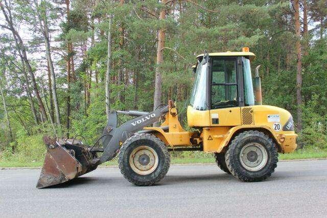 Volvo L 30 Bzx - Mit Schaufel Und Gabel - 2004