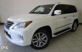 2014 Lexus LX570. Big,Luxurious and very comfortable.