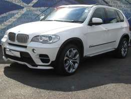 2011 BMW X5 XDrive50i Dynamic Twin Turbo A/T